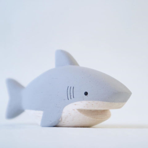 Wooden Animals by T-Lab Japan | Shark