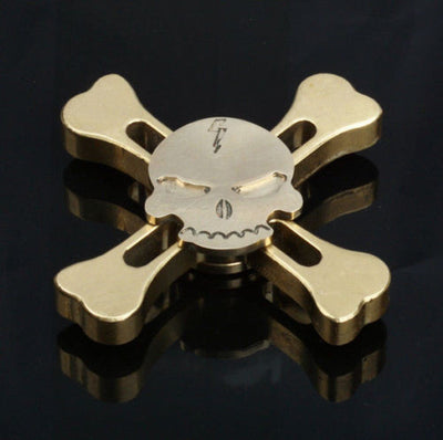 Skull / Cross Bones Fidget Spinner