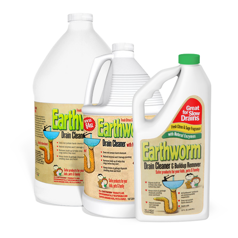 Earthworm® Drain Cleaner
