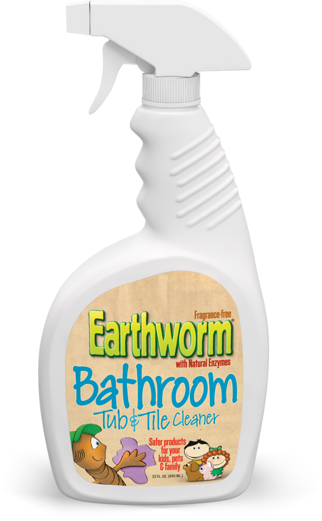 Earthworm® Bathroom Tub & Tile Cleaner
