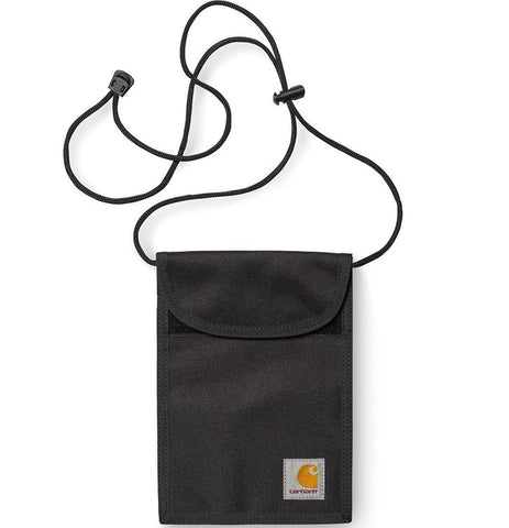 Carhartt WIP - Collins Neck Pouch (Black) - Plazashop