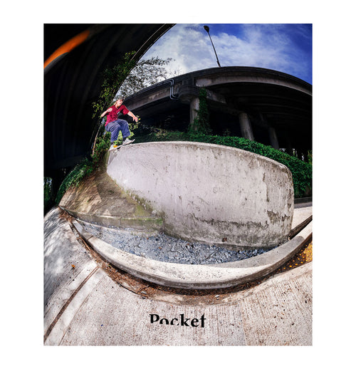 Pocket Skate Mag Vol. 3 - Plazashop