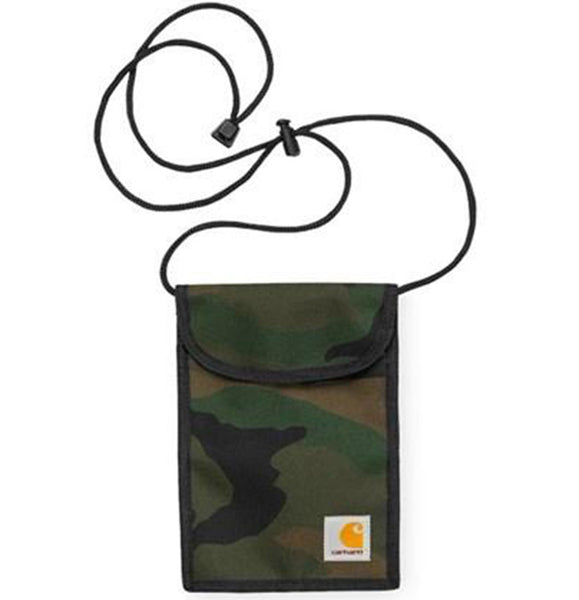 Carhartt WIP - Collins Neck Pouch Camo - Plazashop