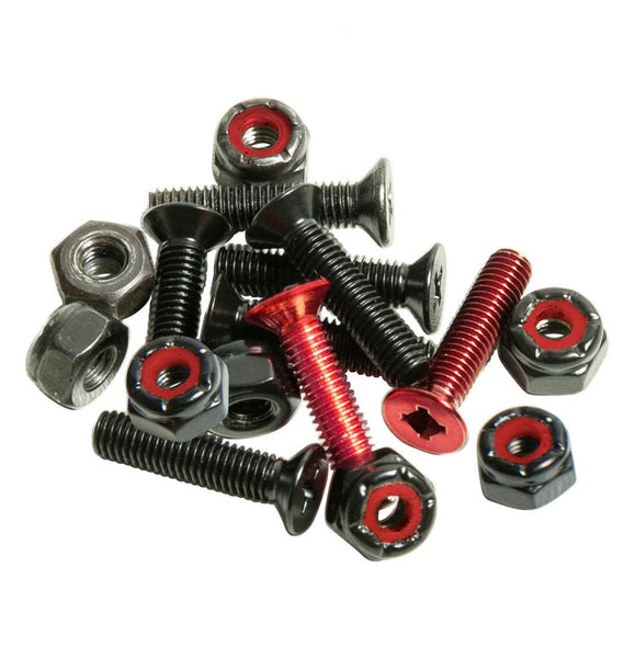 "Andalé - Combo Hardware 7/8"" (Red) - Plazashop"