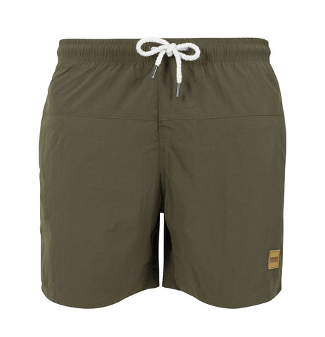 Urban Classics - Swim Shorts (Green) - Plazashop