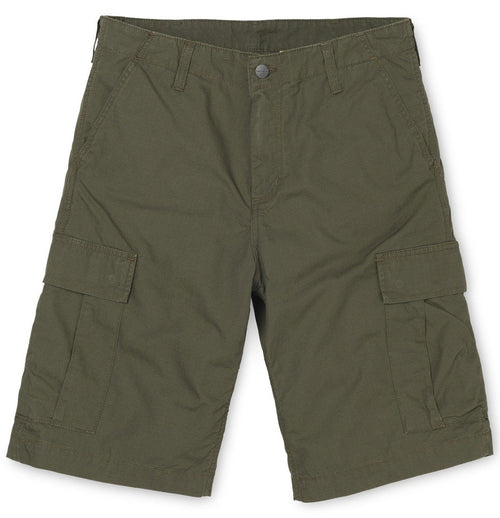 Carhartt WIP - Regular Cargo Short Cypress Green - Plazashop