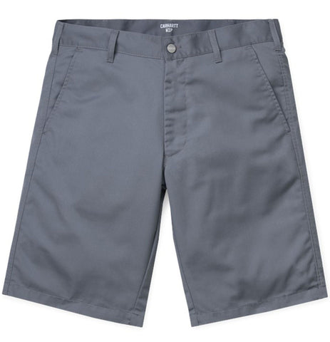 Carhartt WIP - Presenter Short (Shiver Rinsed) - Plazashop