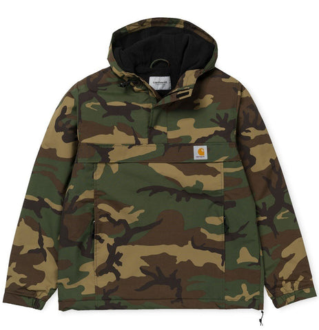 Carhartt WIP - Nimbus Pullover Winter Camo Laurel - Plazashop