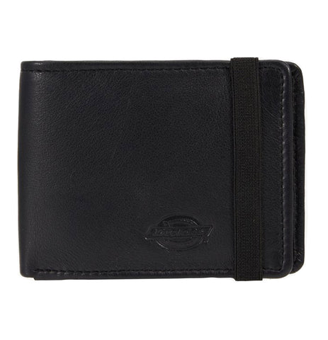 Dickies - Wilburn Wallet (Black) - Plazashop