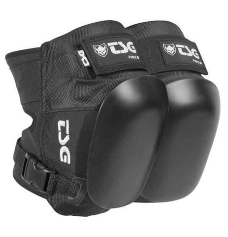 TSG - Kneepad Force III (Black) - Plazashop