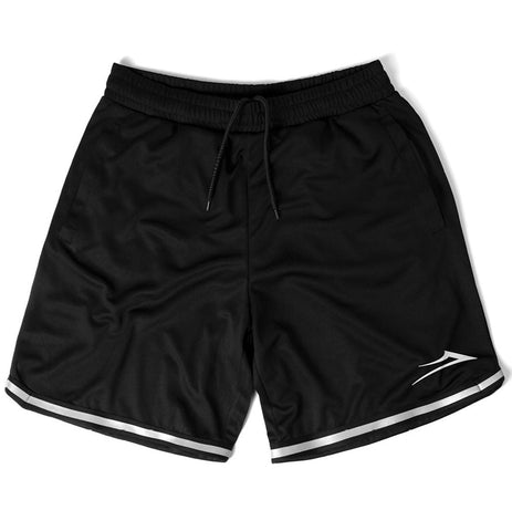Lakai - Varsity Mesh Shorts (Black) - Plazashop