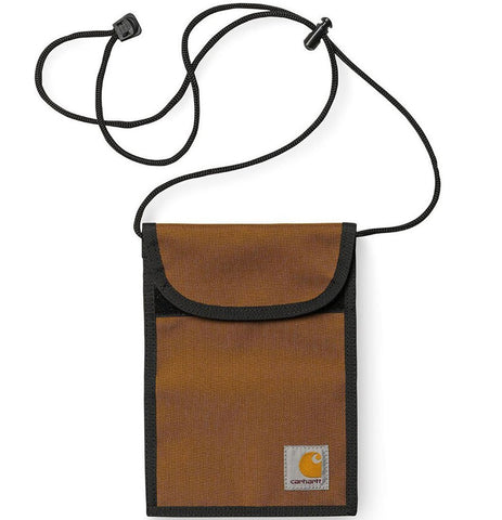 Carhartt WIP - Collins Neck Pouch Hamilton Brown - Plazashop