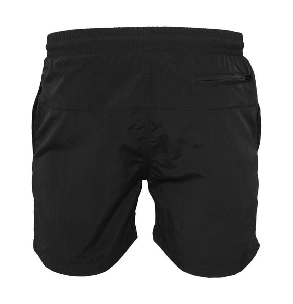 Urban Classics - Swim Shorts (Black) - Plazashop