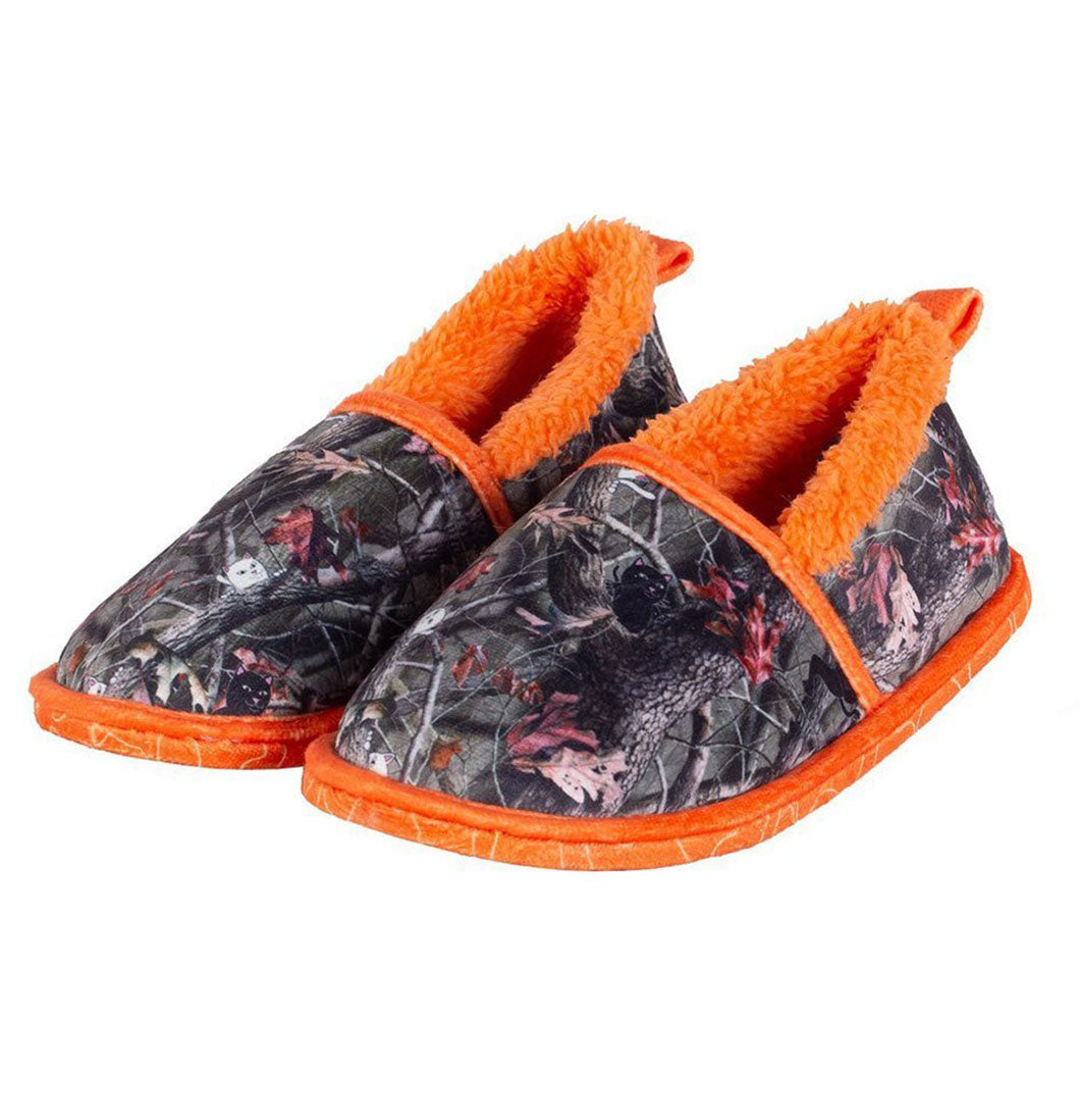RIPNDIP - Nerm & Jerm Tree Camo House Slippers - Plazashop