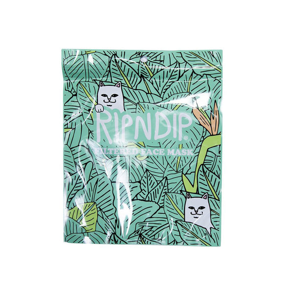 RIPNDIP - Ventilated Mask (Nermal Leaf)