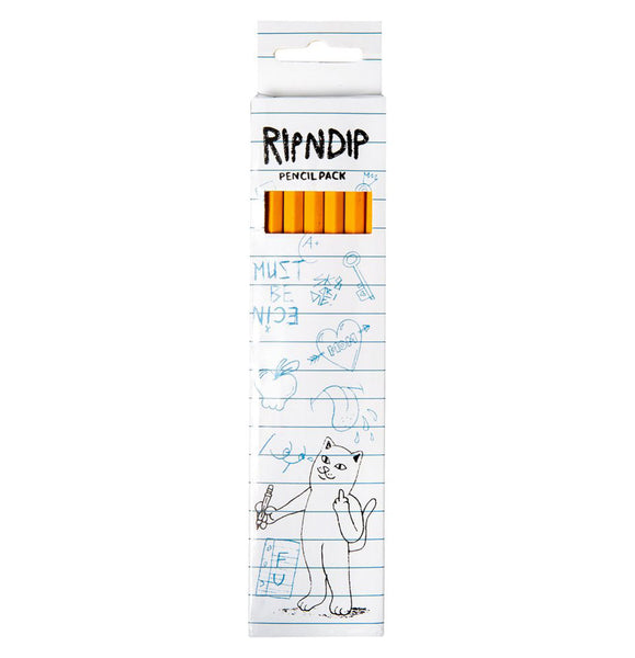 RIPNDIP - Buy Me Pencil Pack - Plazashop