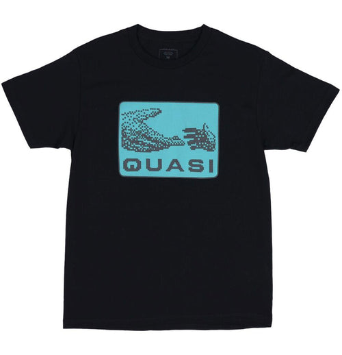 Quasi - Cell Tee (Black) - Plazashop