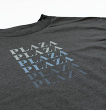 Plaza - Logos Tee (Charcoal Heather) - Plazashop