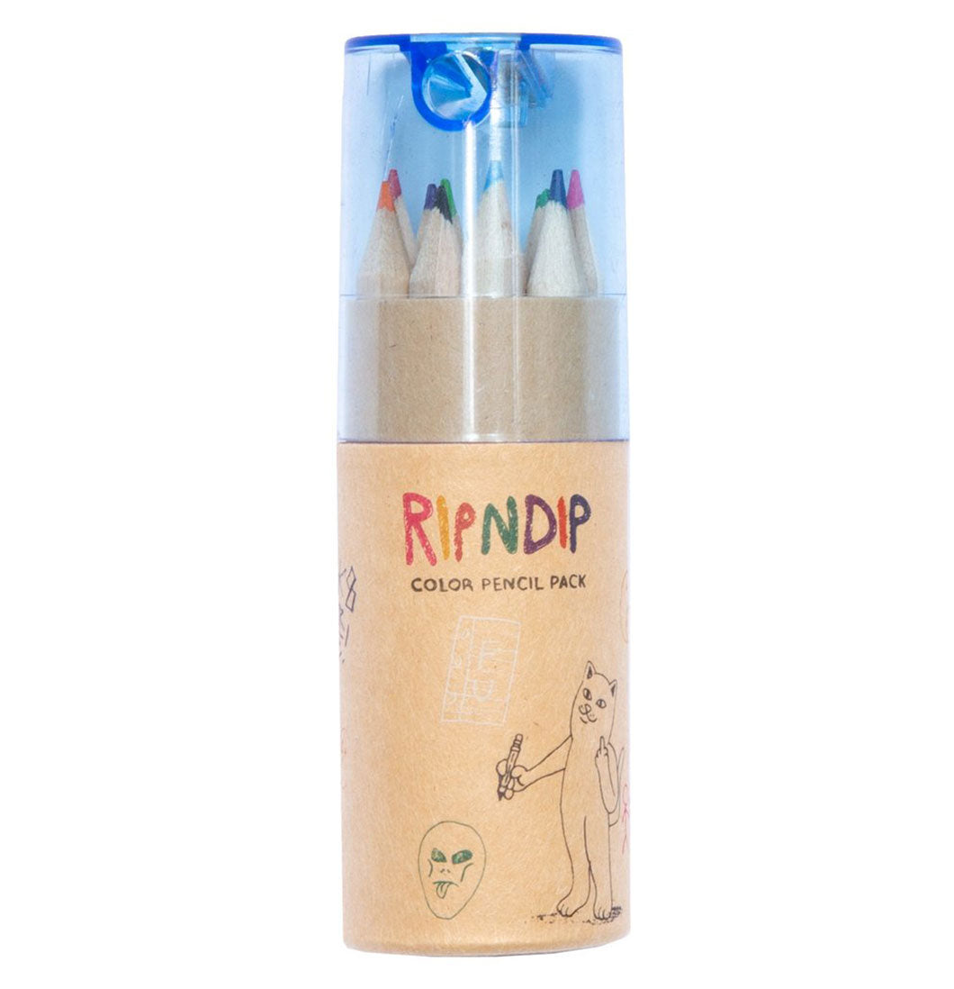 RIPNDIP - Fill Me In Pencil Kit (Multi) - Plazashop
