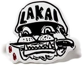 Lakai - Street Dogs Pin - Plazashop