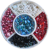 Lazy Susans Bead and Supply shop for jewelry makers designers and crafters