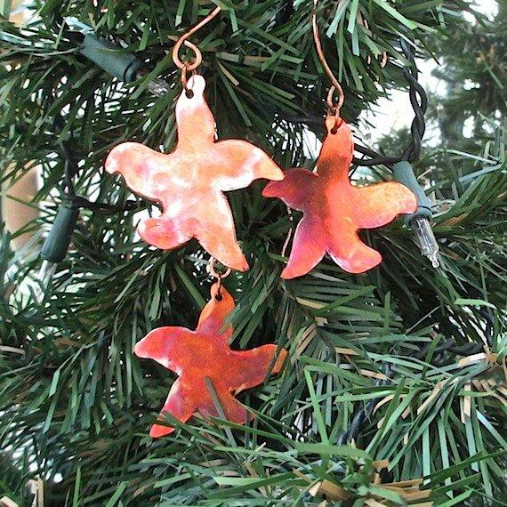 mini-starfish-christmas-ornament-copper-set-3-metal-star-decorations