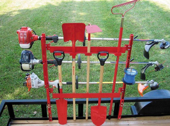 Tool Rack - Outdoor Supplies - OSE Online