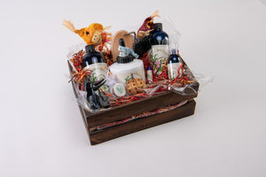 Harvest Thanksgiving Gift Basket