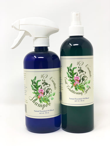 K-9 Bath Time Set