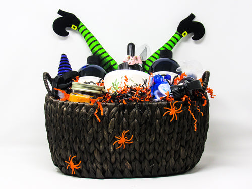 SHE Custom Gift Basket - Halloween