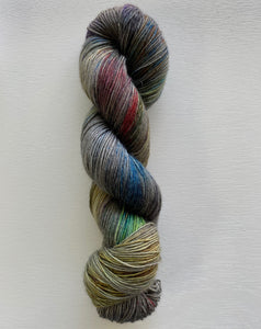 Sunsoaked Sister Super Mohair Sock