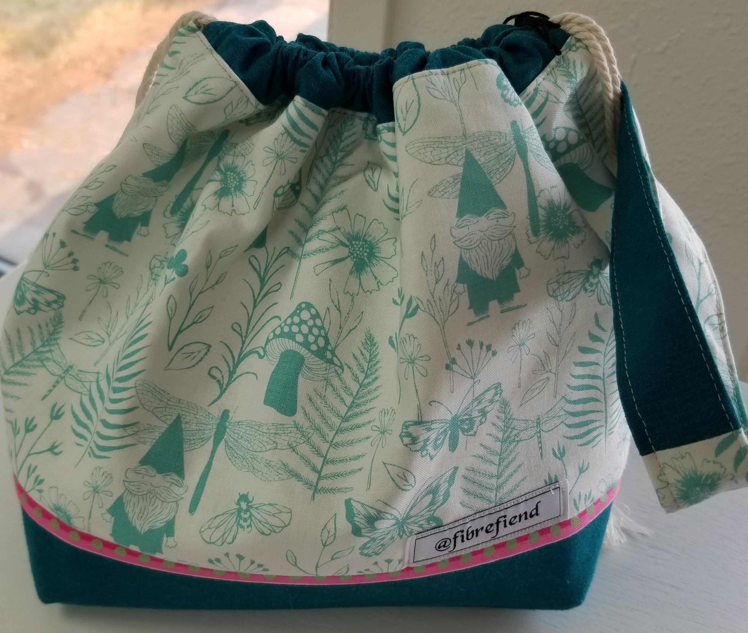 Handmade Project Bags
