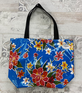 Oilcloth Reusable Totes