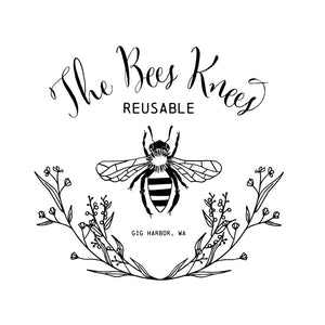 The Bee's Knees Market Bags