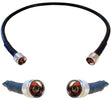 2 ft. Wilson 400 Ultra Low-Loss Cable (N-Male to N-Male)