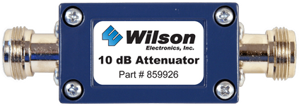 10 dB Attenuator (N-Female)