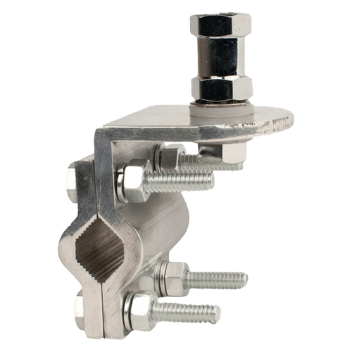 3 Way Mount with Spade Stud