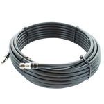 100 ft. RG11 Cable with F Connectors (F-Male - F Male)