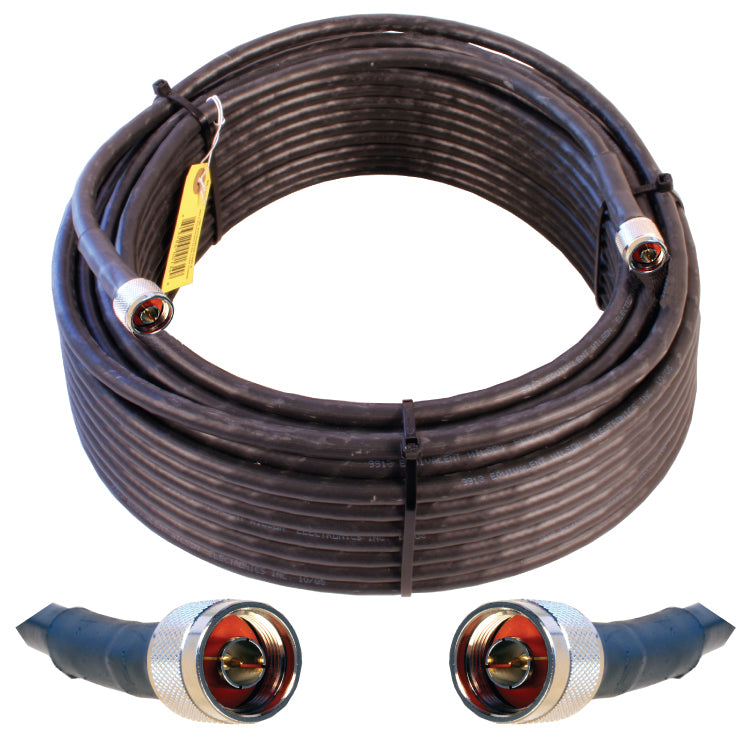 75 ft. Wilson 400 Ultra Low-Loss Cable (N-Male to N-Male)