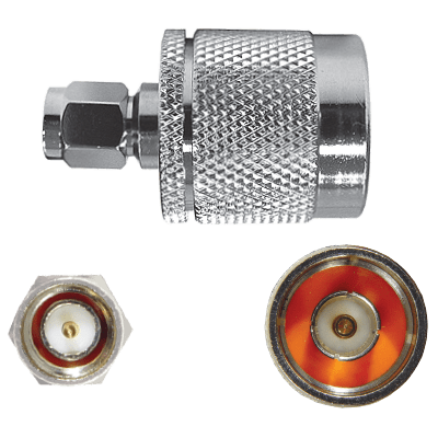 SMA Male to N Male Connector