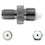 Connector FME - Female to SMA - Female