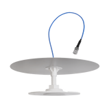 4G Low-Profile Dome Antenna w/ Reflector