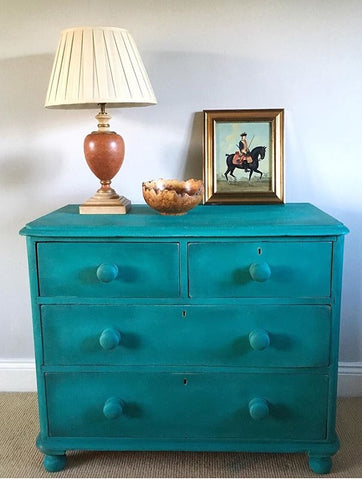 Pine Chest Of Drawers Painted Annie Sloan Florence