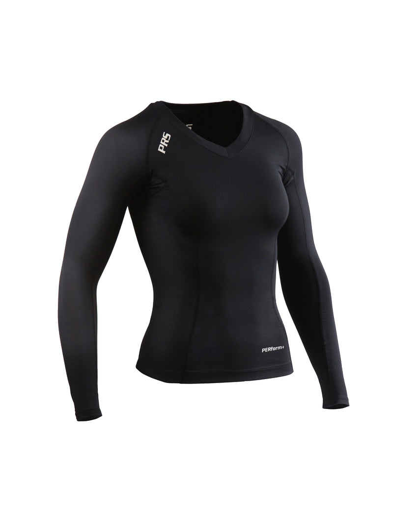 Women's PERform+ Compression Long Sleeve Top
