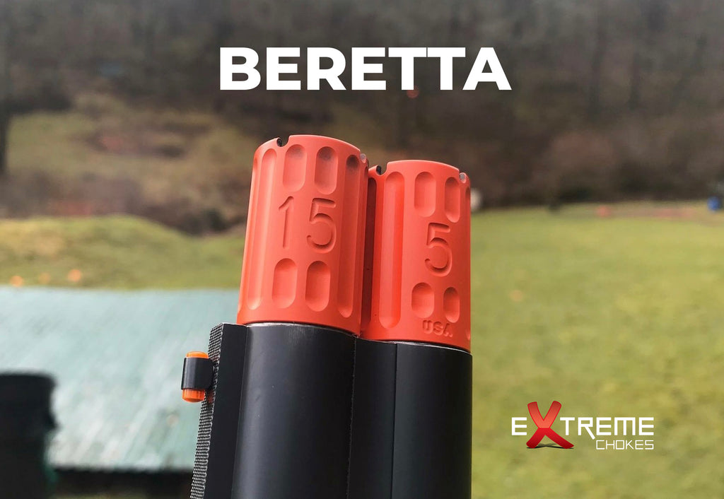 Extreme Chokes - Beretta Orange