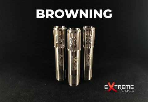 Extreme Chokes - Browning