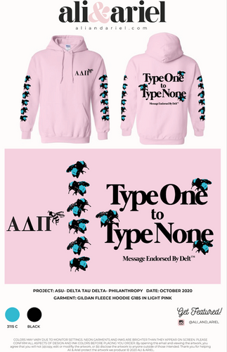 ADPi. ASU- Delta Tau Delta- Philo Merch