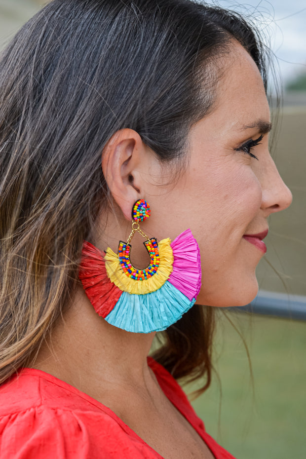 Vacation Mode Earrings