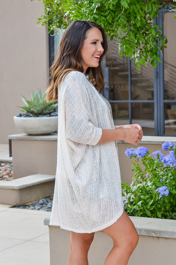 Breezy Knit Cardigan