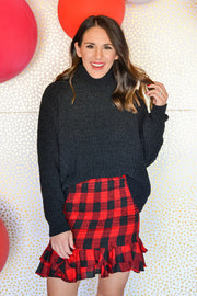 Mad For Plaid Skirt